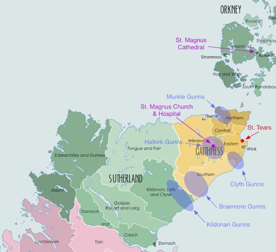 Gunn Map